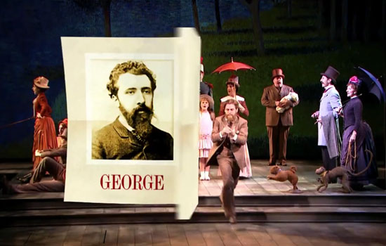 Chicago Shakespeare Theatre: Sunday in the Park with George